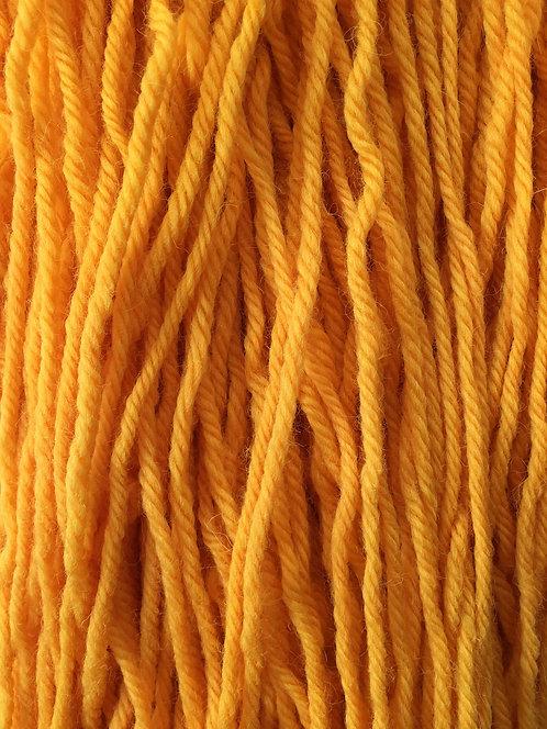 Mid Orange Perendale—Mollydale Yarns