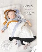 modern pram blanket 459