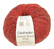 cleckheaton lawson tweed 12 ply
