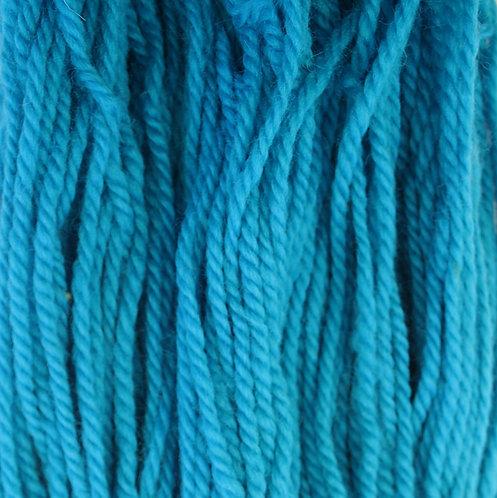 Dark Turquoise Perendale—Mollydale Yarns