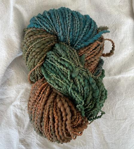 Copper Merino Slub 12 Ply—Mollydale Yarns