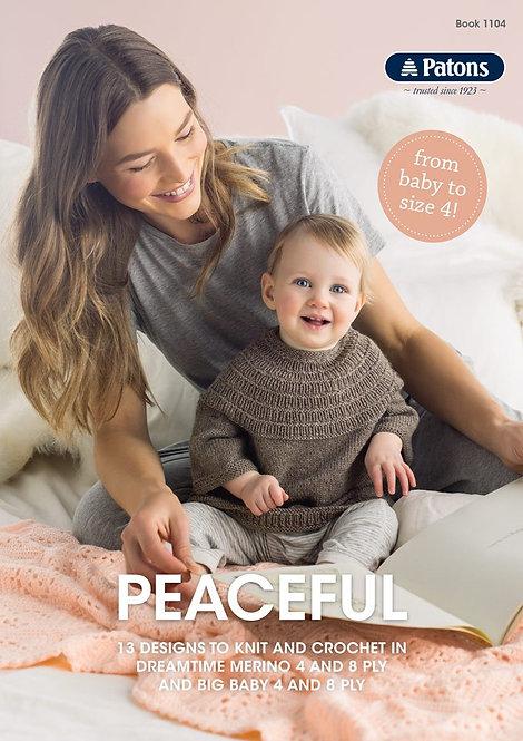 Peaceful - Patons 1104