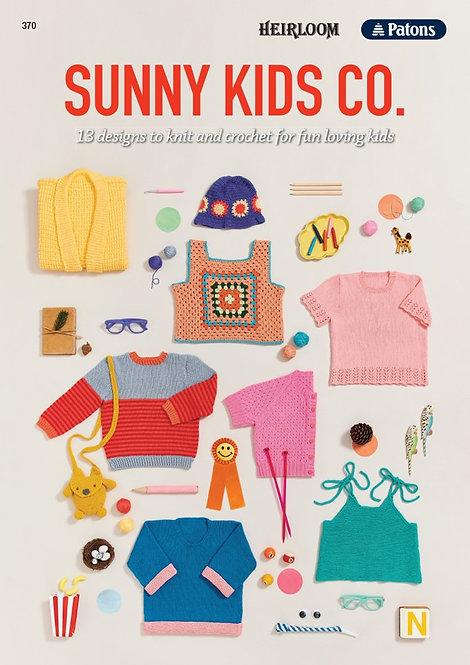 Sunny Kids CO. 370—Patons