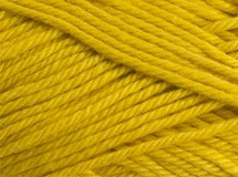 pineapple—Patons cotton blend 8 ply