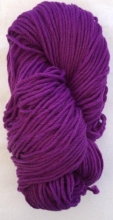 Pinky Purple—Rug Yarn 16 ply