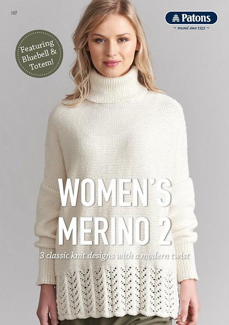 Women's Merino 2
