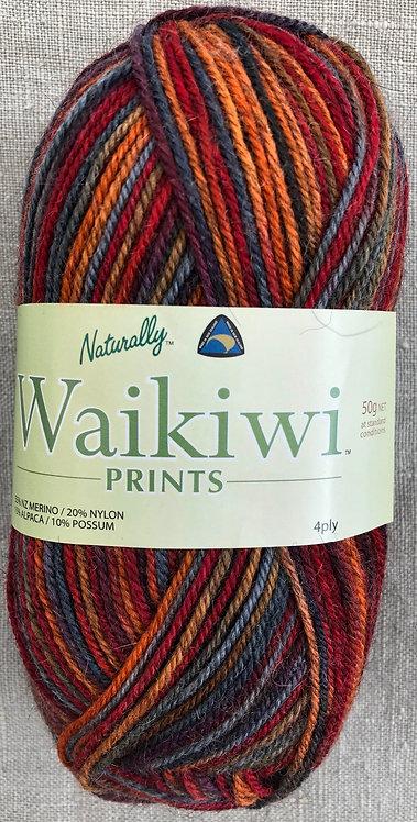 451—Waikiwi Prints 4 ply