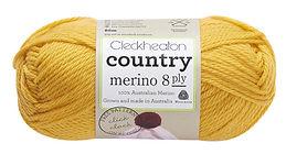 Cleckheaton country merino  8 ply