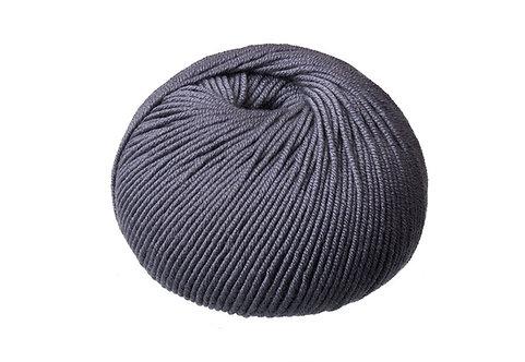 Smoke Superfine Merino Cleckheaton 8 ply Australian Merino Wool