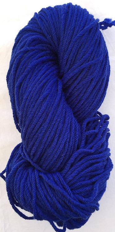 Dark Blue—Rug Yarn 16 ply