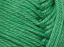 fresh green—Patons cotton blend 8 ply