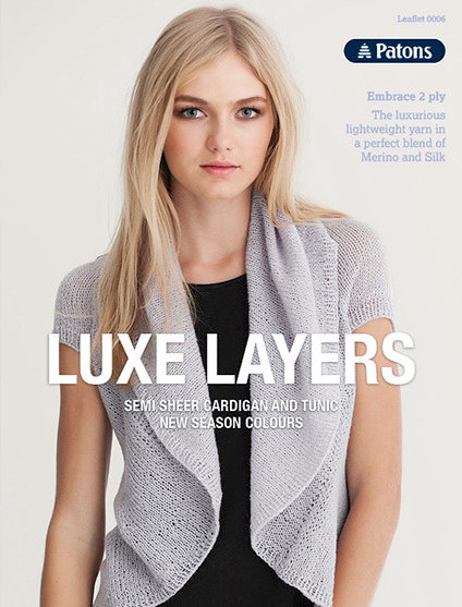 Luxe Layers Leaflet TL0002 - 0006