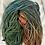 Thumbnail: Copper Merino Slub 12 Ply—Mollydale Yarns