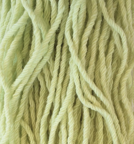 Pastel Green Perendale—Mollydale Yarns