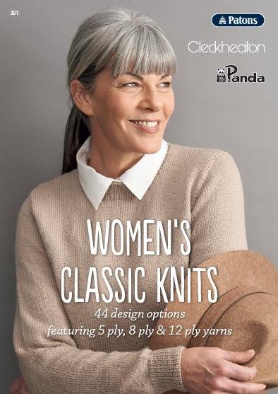 Patons Women's Classic Knits