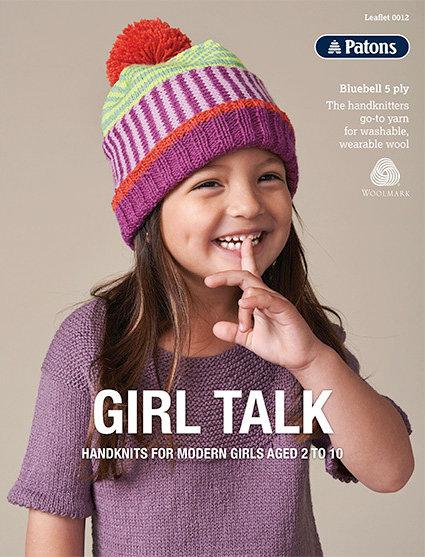 Patons Girl Talk Leaflet