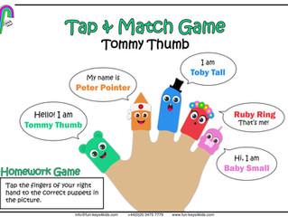 Tap & Match Game