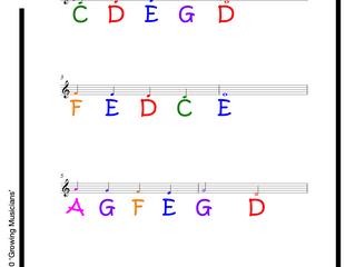Christmas Melody parts 1 / 2