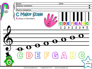 Learning the C Scale