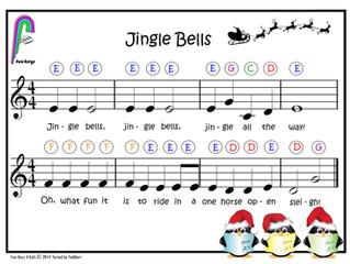 Jingle Bells 🔔🔔