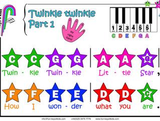 Twinkle Twinkle Little Star 🌟 PART 1