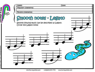 Smooth Notes! 🐍