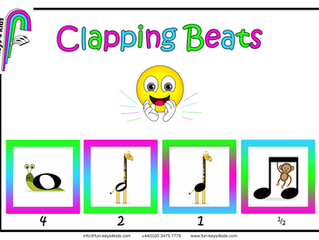 Clap to Beats - all about rhythm