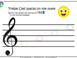 Treble Clef Sight-reading - ALL classes