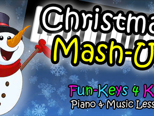 Merry Christmas from Fun-Keys4Kids!🎅🏽
