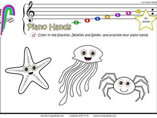Piano Hands! ✋🏽🤚🏽