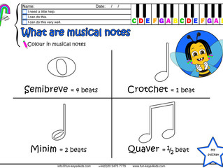 Learn about Musical Beats