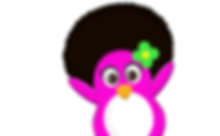 Awesome A Pink Penguin