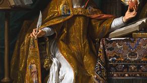 Come Dio parlò a Sant'Agostino