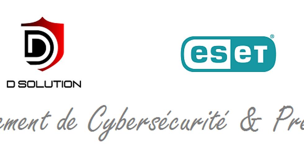 ESET Événement de Cybersécurité & Présentation