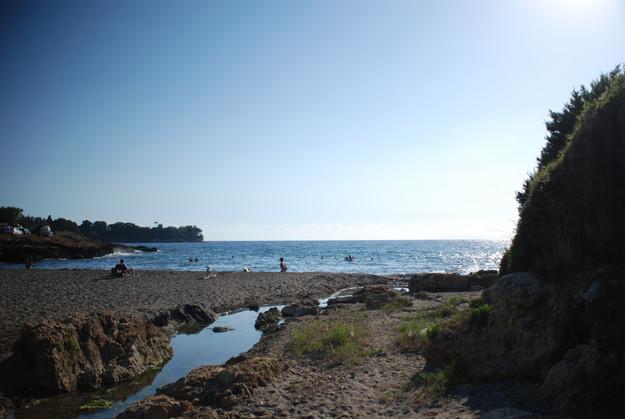 Bouka Beach, Korakochori