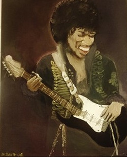 Jimi Hendrix edit