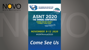 Come Visit Us at The Annual Conference of ASNT