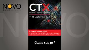 Meet Our Team at CTX 2021!
