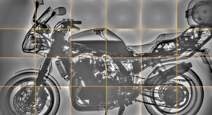 Motorbike - Slider XXL
