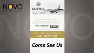 SOFINS 2021 - Visit Us!
