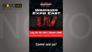 Warrior Expo East - Coming Soon