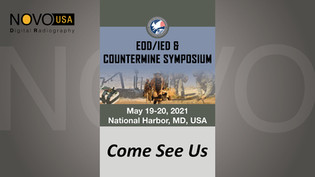 Annual EOD/IED & Countermine Symposium - Come Visit Us!
