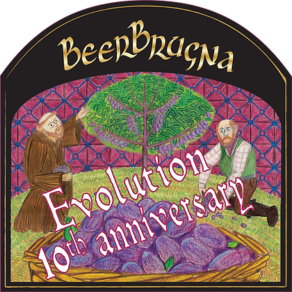 10th anniversary BeerBrugna Evolution