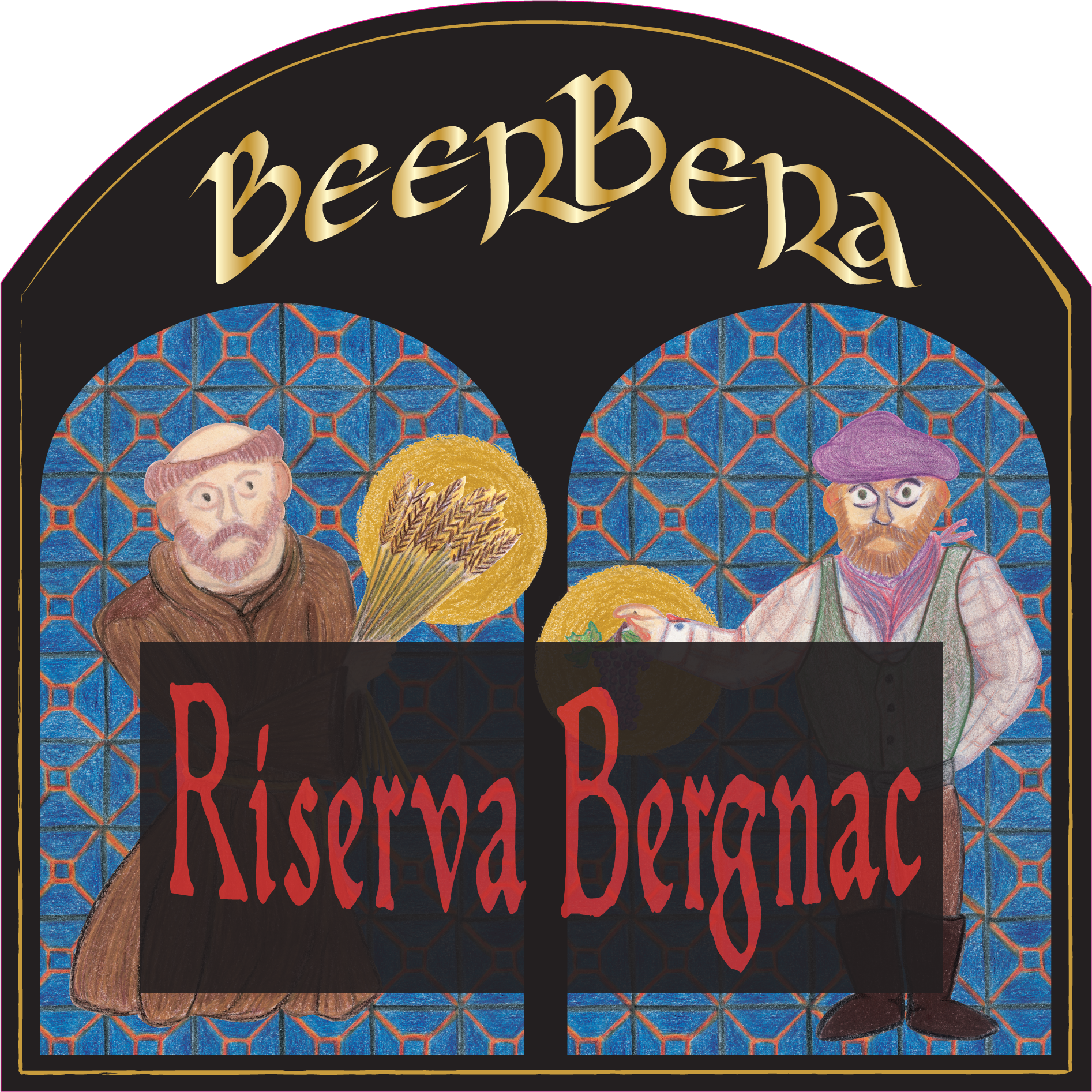 BeerBera Riserva Bergnac
