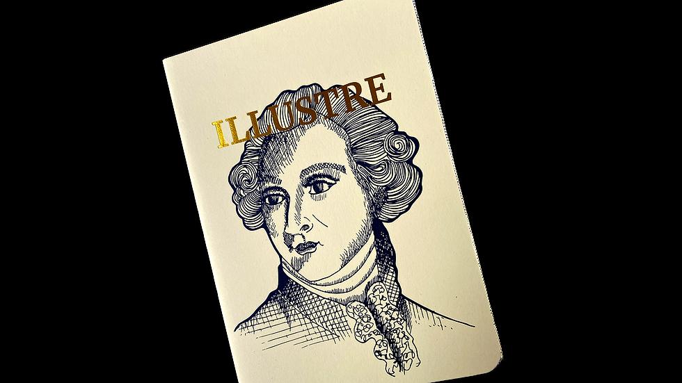 """Le carnet """"Illustre"""""""