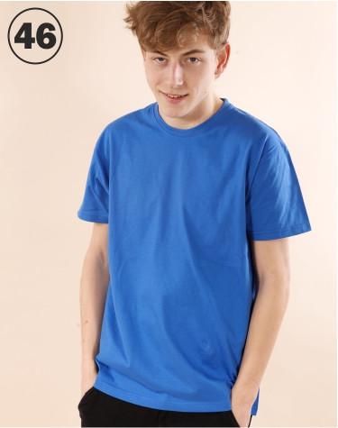 Basic T-shirt Royal Blue