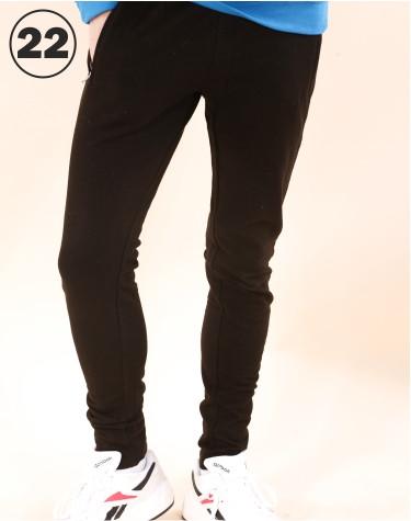 Stretch Pants Black