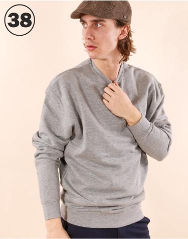 Basic Crewneck Grey