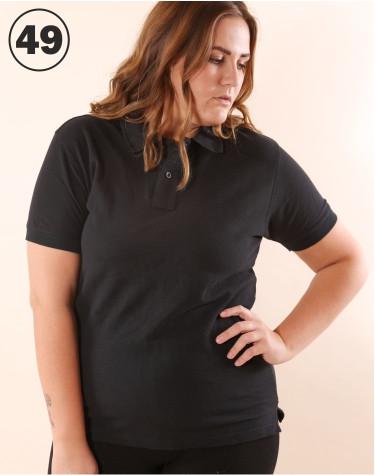 Basic Poloshirt Black