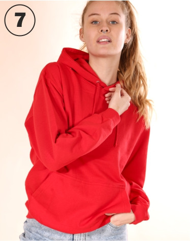 Urban Hooded Red